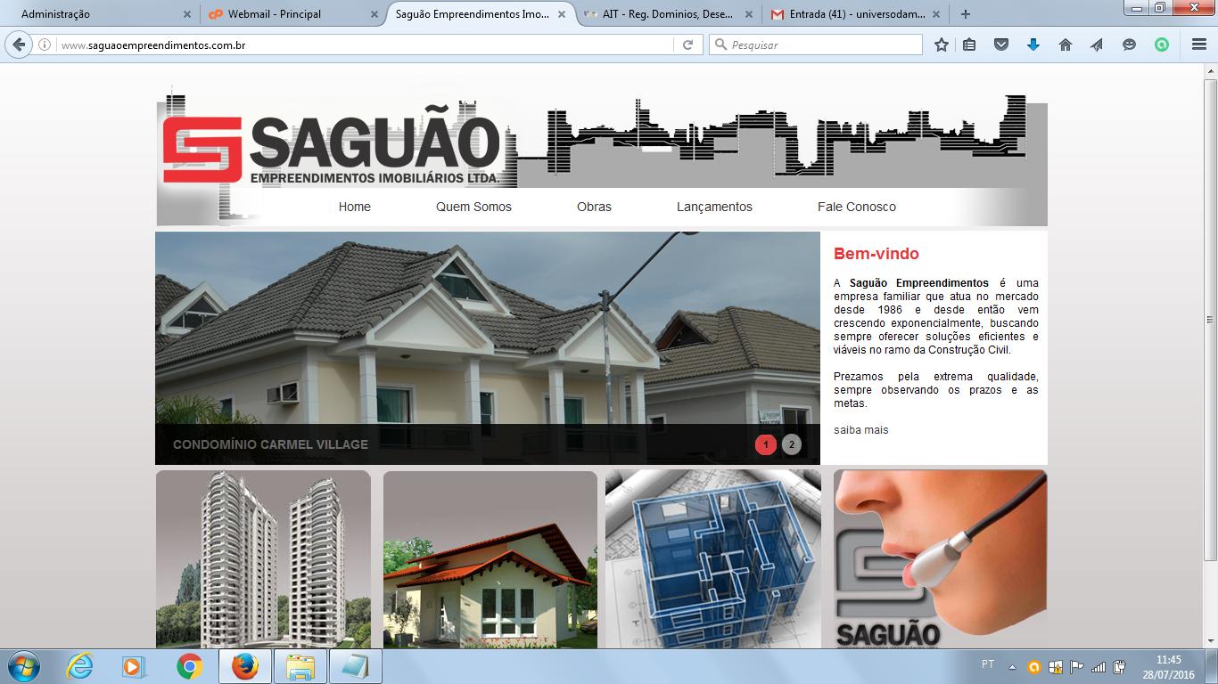 Saguão Empreendimentos Imobiliários